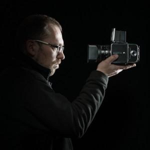 Nicolas Chevrier, autoportrait
