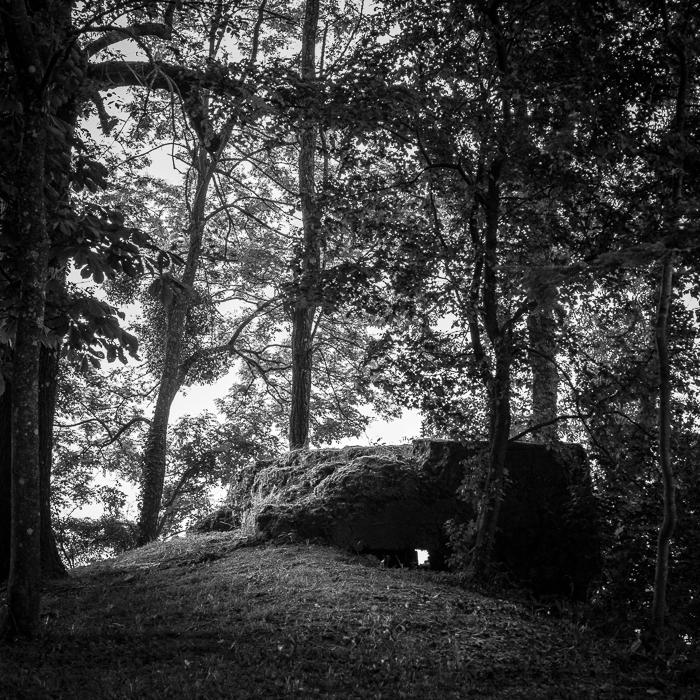 Bunker allemand de la première guerre mondiale, Bouxières sous Froidmont